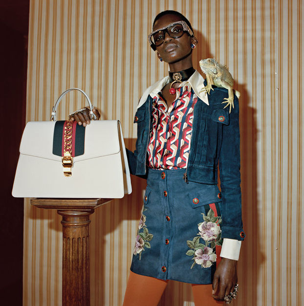 Gucci pre-fall 17 campaign London dancehall