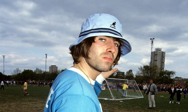 liam gallagher bucket hat 90s