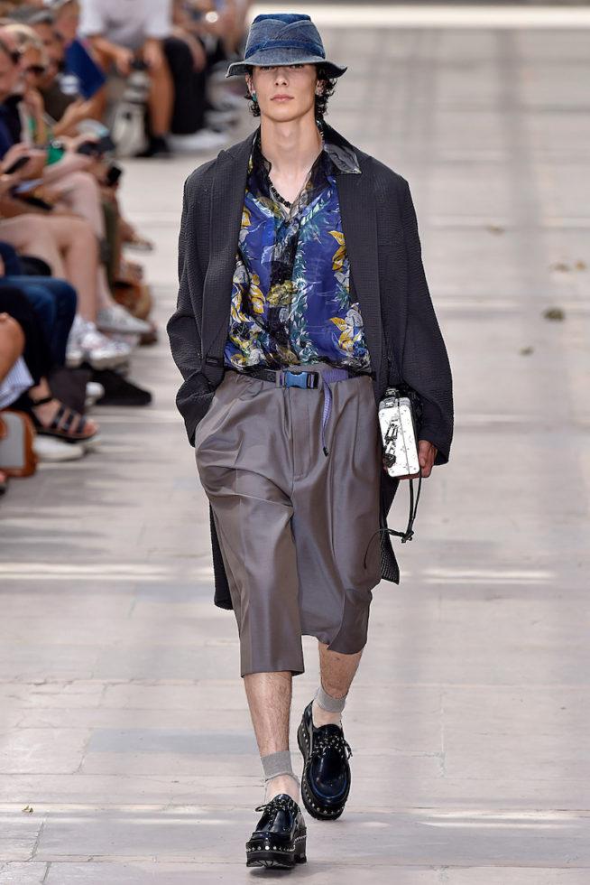 Louis Vuitton Menswear Spring/Summer 2018