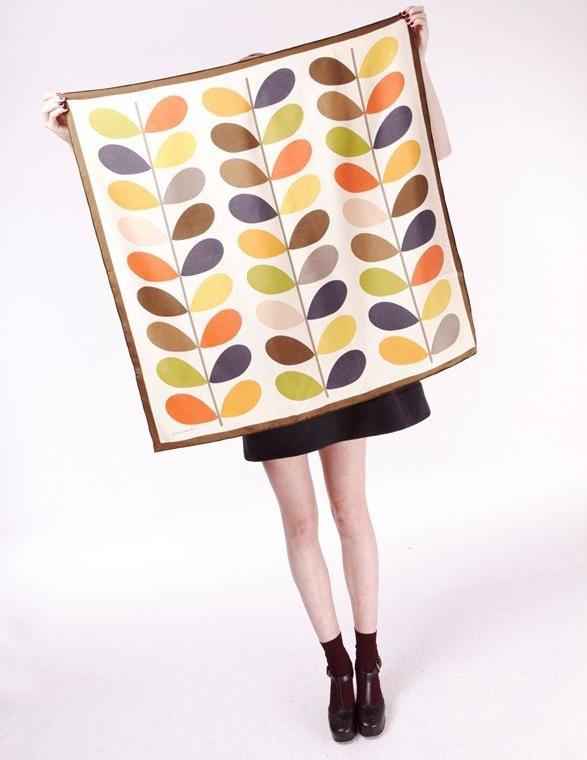 Orla Kiely: A Life In Pattern exhibition London