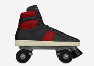 Saint Laurent classic roller boots