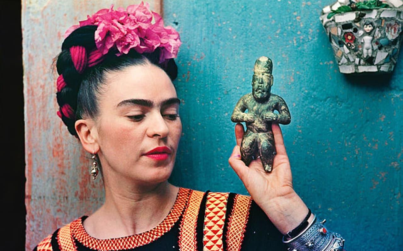 Frida Kahlo exhibition